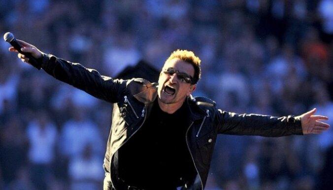 В Ванкувере стартовал мировой тур U2