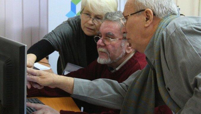 2030 год: 2,4 работника на одного пенсионера
