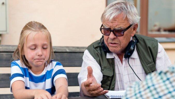 Spridzeklītis dzīvē un simtgades filmā – trešklasnieks Markuss no Carnikavas
