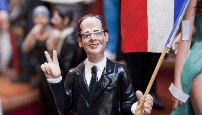 Партия Олланда получила большинство в парламенте Франции