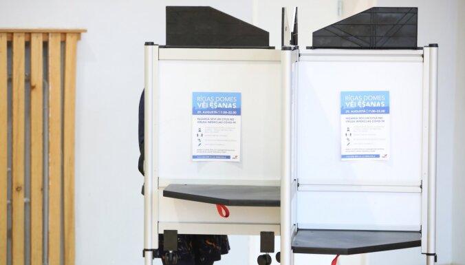Briest tiesāšanās par Rīgas domes ārkārtas vēlēšanu rezultātiem