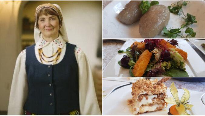 'Īstās Latvijas saimnieces' piedāvā: lietuviešu receptes no Janīnas Jurgelevičas