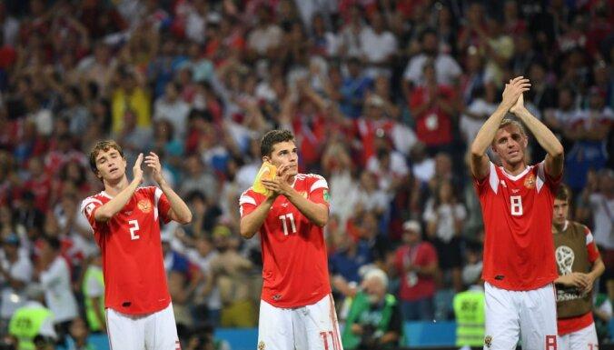 Сборная России завершила ЧМ-2018 после драматичного поражения от хорватов
