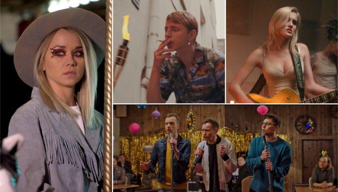 Noklausies! Aizvadītā gada 15 visvērtīgākās latviešu dziesmas