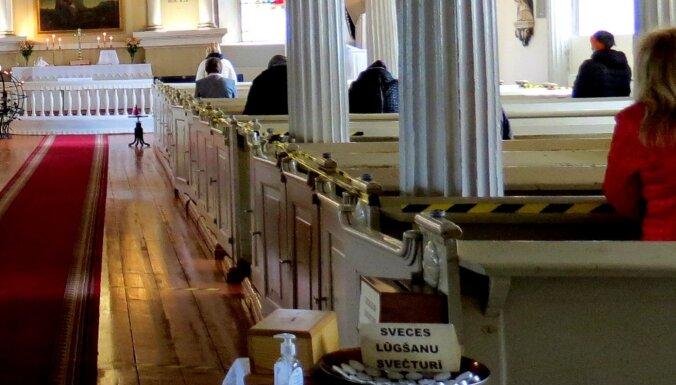 Leons Stiprais: Varu piedāvāt dzelzs kasti čemodāna lielumā – pārdomas par apzagto Tukuma baznīcu