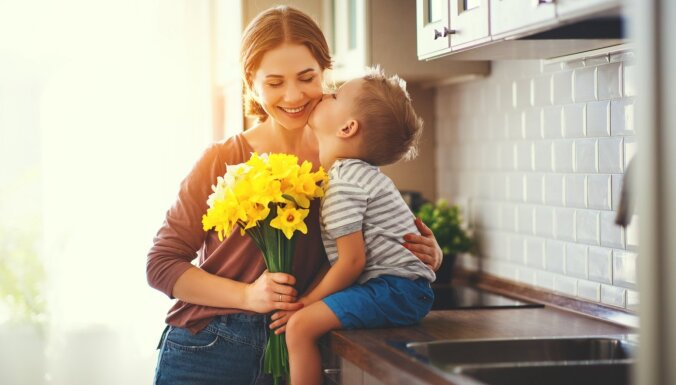 В Латвии отмечают День матери