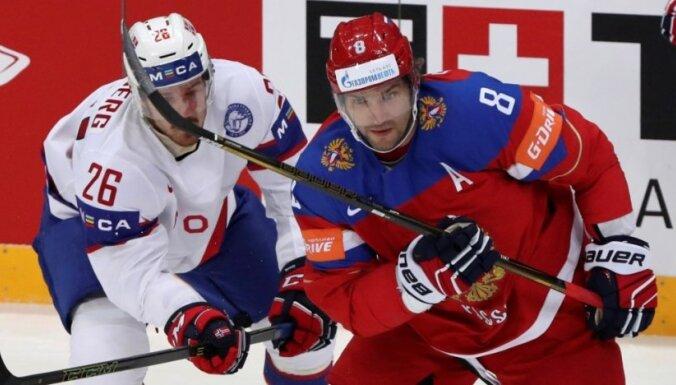 Ovečkins nepievienosies Krievijas izlasei pasaules čempionātā