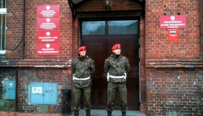 В Польше задержали гражданина Латвии, разыскиваемого португальскими властями