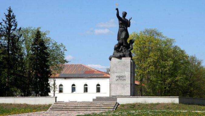 Rēzeknes pašvaldības iecere finansēt PSRS varoņus slavinošu grāmatu ir nepieļaujama, uzskata DP