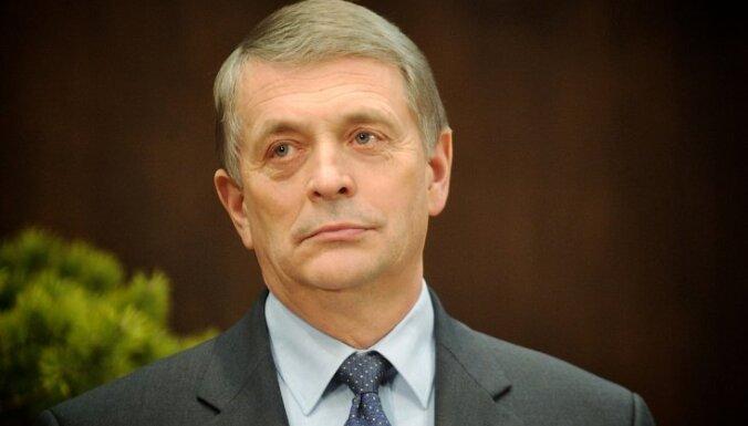 Boķi atbrīvo no partijas 'Valmierai un Vidzemei' valdes