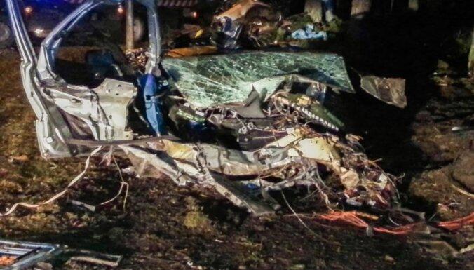 В ДТП под Брянском погибли 16 человек