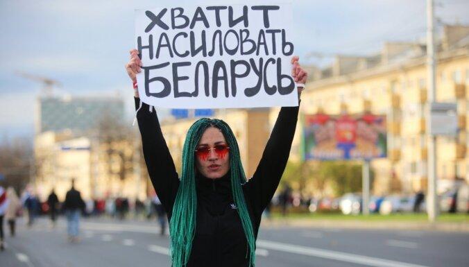 """В Минске задержаны участницы протестного """"Женского марша"""""""