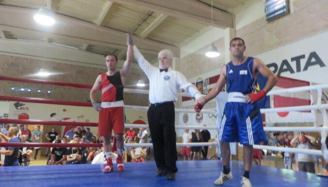 В Риге разыграны медали чемпионата Латвии по боксу