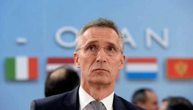 Столтенберг: НАТО не планирует увеличивать военное присутствие в странах Балтии