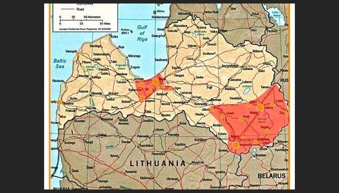 Ukrainas konflikta atkārtojumam Latvijā varētu pietikt ar 500 nemierniekiem, prognozē Neronskis
