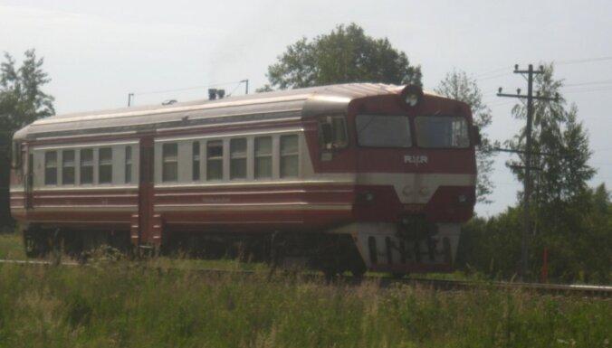 """Загадочный поезд-призрак """"Елгава - Крустпилс"""""""
