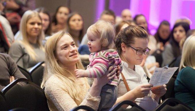23 ноября в Юрмале состоится Большой Конгресс мамочек