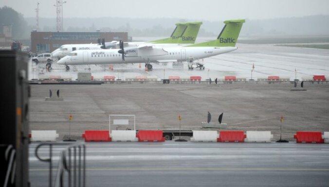 'airBaltic' atsāk lidojumus uz Briseli