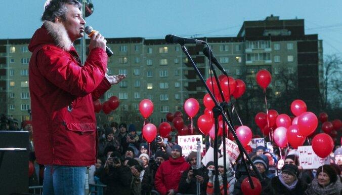 Kremlis uzbrūk opozīcijas bastionam – atceļ Jekaterinburgas mēra tiešās vēlēšanas