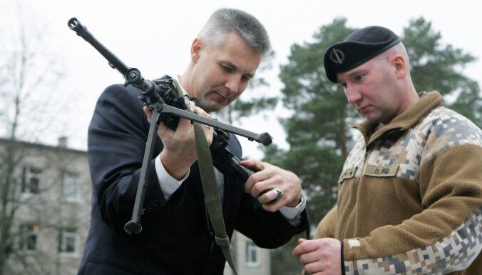 Latvija vēlas Rīgā veidot NATO izcilības centru komunikācijas jautājumos