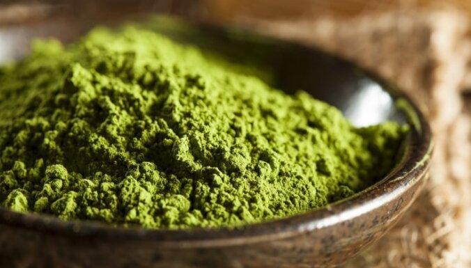 Zaļais brīnumpulverītis – 'matcha' tēja. Kā to izmantot kulinārijā?