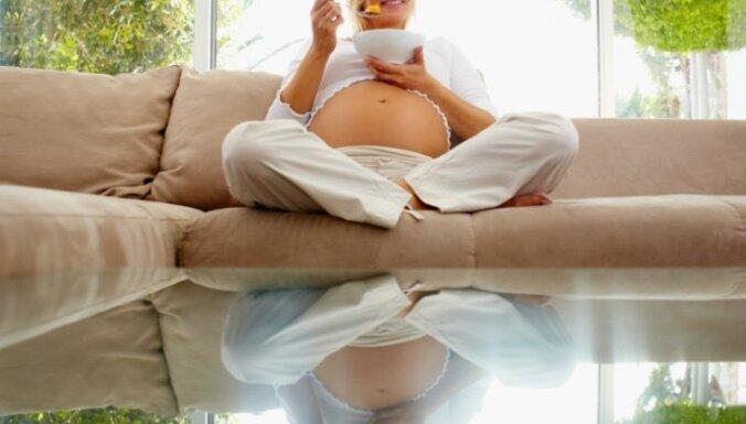 Uztura ieteikumi grūtniecības laikam