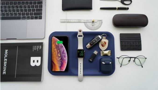 Korejieši apsteidz 'Apple' bezvadu uzlādes paliktņa izstrādē