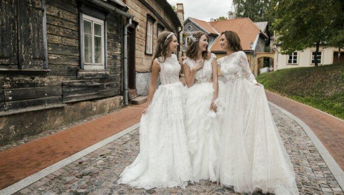 """ФОТО. Латвийский бренд """"Ingrida Bridal"""" выпустил новую коллекцию свадебных платьев"""