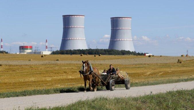 Lietuvas ministrs apšauba Baltkrievijas iespējas Astravjecas AES otro reaktoru iedarbināt plānotajā termiņā