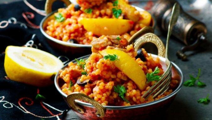Iepazīsties – bulgurs! 12 receptes ērtā produkta iekļaušanai ēdienkartē