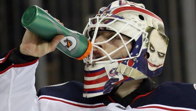 Kivlenieks uz NHL Zvaigžņu spēles laiku nosūtīts uz AHL