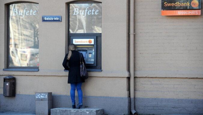 Atjaunota 'Swedbank' internetbankas un karšu maksājumu darbība (plkst. 9.57)