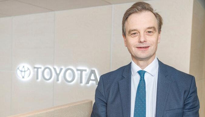 Par 'Toyota Baltic' jauno prezidentu iecelts Mika Elojervi