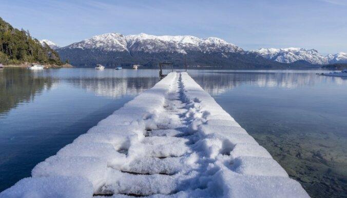 В Южную Америку пришли аномальные холода со снегом и морозами
