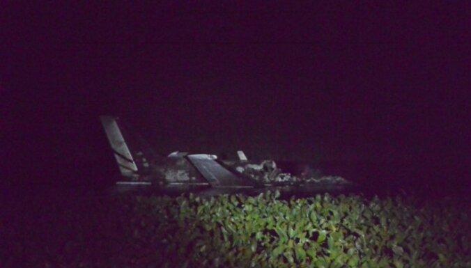 В Уругвае разбился пассажирский самолет