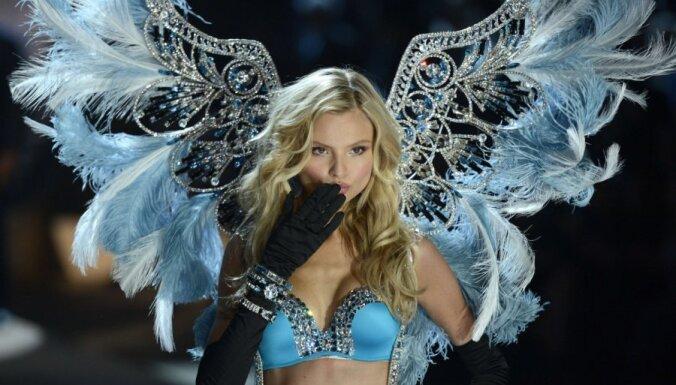 Самые красивые женщины мира в показе белья от Victoria's Secret