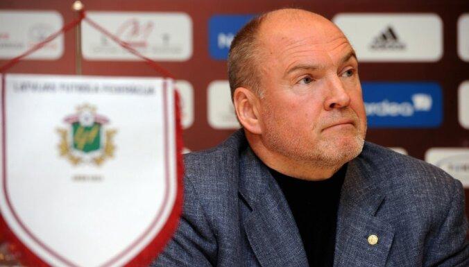 LFF vadība pārzina cilvēku loku, kas Latvijas futbolā turpina piekopt spēļu sarunāšanu