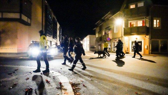 В Норвегии мужчина убил из лука пять человек