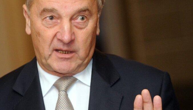 Ielūgums Putinam apmeklēt Latviju joprojām spēkā, paziņo Valsts prezidents