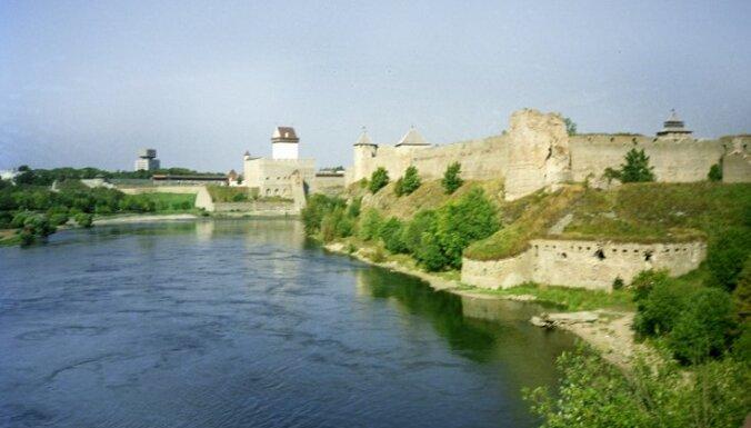 Arhīva video: Kā Igaunijas tagadējā robežpilsēta Narva izskatījās 1924.gadā