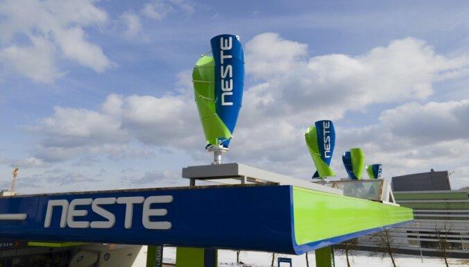 Neste Latvija стала крупнейшим торговцем топливом в Латвии