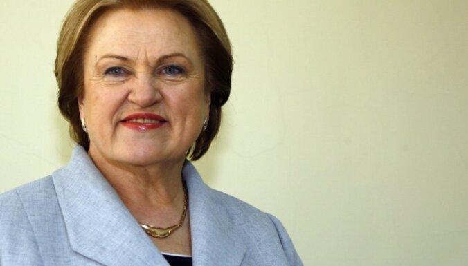 Экс-премьер Литвы подписала договор с партией Путина
