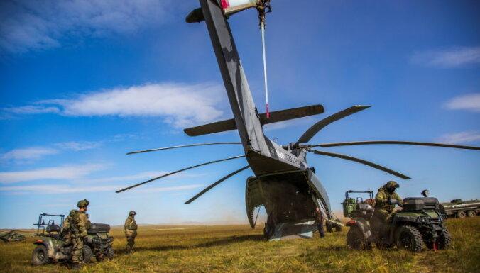 Россия временно отказалась от военных учений близ границ стран НАТО