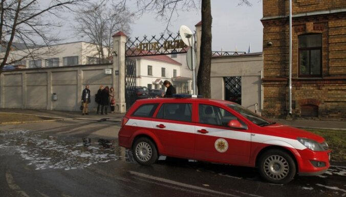 'Latvijas balzams' pēc ugunsgrēka atsāk darbu