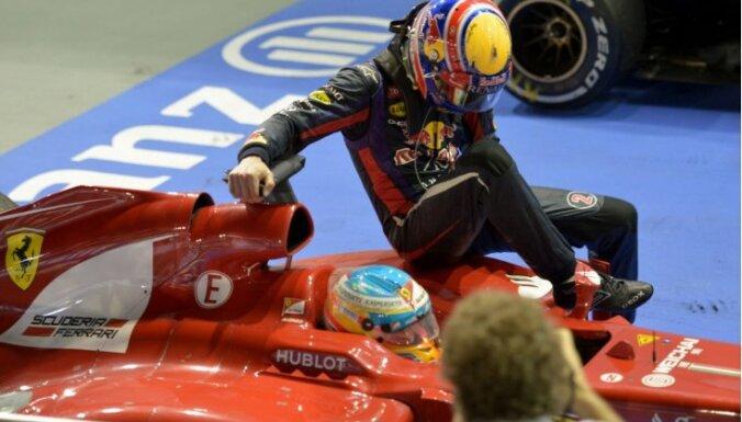 """Экс-пилот """"Формулы"""" попал в серьезную аварию на гонке в Бразилии (ВИДЕО)"""