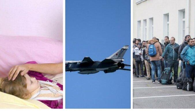 30 сентября. Возвращение забытых болезней, авиаудары России в Сирии, план приема беженцев