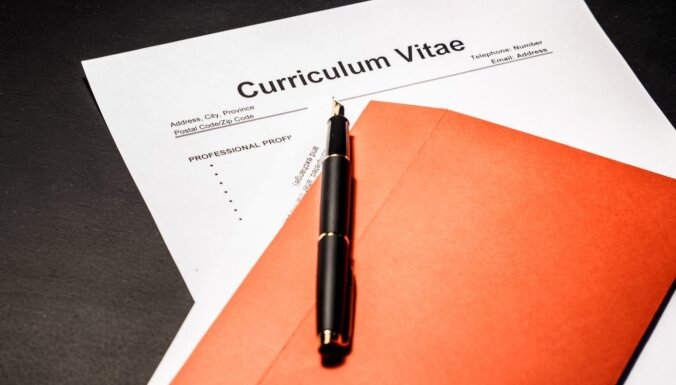 CV nav kopotie raksti! Biežāk pieļautās kļūdas dzīves aprakstā