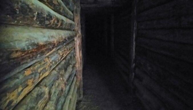 Īles partizānu bunkurs, kur tieši pirms 68 gadiem notika nevienlīdzīga un asiņaina kauja