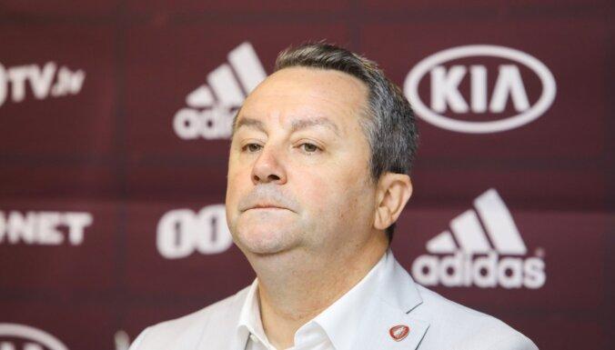 Stojanovičs: spēlētāju uzticību neesmu zaudējis, bet mums ir problēmas ar pieeju darbam