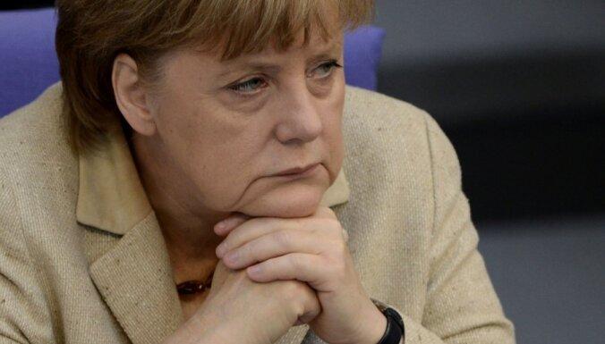 """Меркель: """"двухскоростная"""" Европа— реальность"""